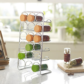 Pisa 18 Jar Spice Rack alt image 2