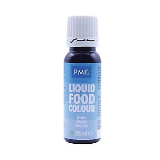 Pme 100% Natural Blue Food Colouring 25g | Lakeland