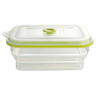 800ml Rectangular Store and More Container alt image 1