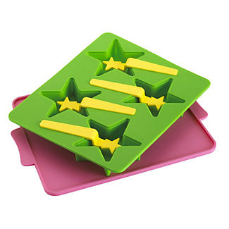 Lakeland Silicone Star Mould