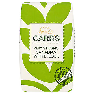 Carr's Very Strong Canadian White Flour 1kg