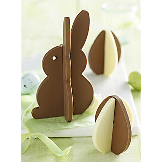 3D Easter Bunny Mould