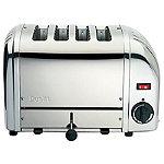 Dualit 4 Slot Vario Classic Toaster 40378