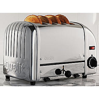 Dualit 4 Slot Vario Classic Toaster 40378 alt image 3