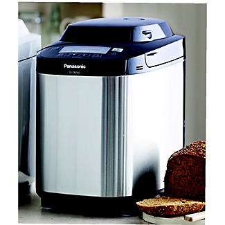 Panasonic SD-ZB2502 Bread Maker Stainless Steel - 3 Loaf Sizes alt image 2