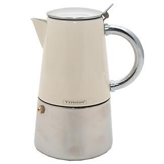 Typhoon® Novo Espresso Maker Cream
