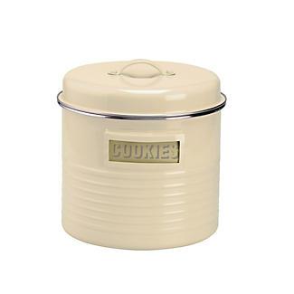 Typhoon® Vintage Kitchen Cream Large Storage Canister