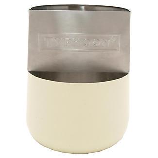 Typhoon® Novo Cream Utensil Holder