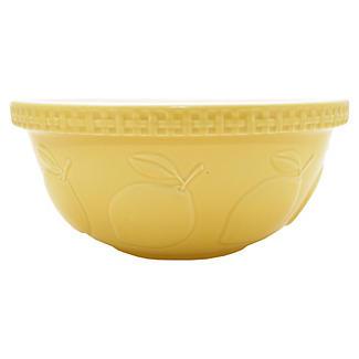 Mason Cash Lemon Yellow Mixing Bowl 4.3L