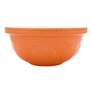 Mason Cash Orange Mixing Bowl