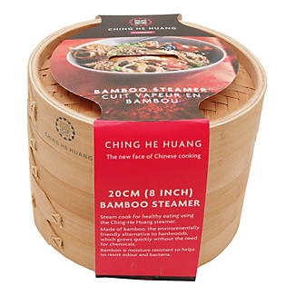 Ching He Huang by Typhoon® 25cm Double Bamboo Steamer