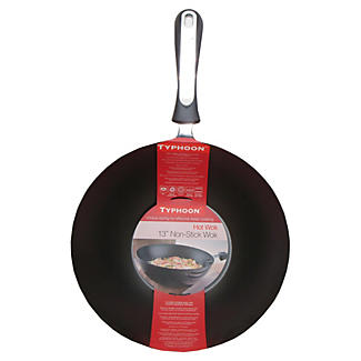Typhoon® 33cm Non-Stick Hot Wok   alt image 1