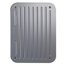 Dualit Seitenteil-Set für Architect Toaster, grau