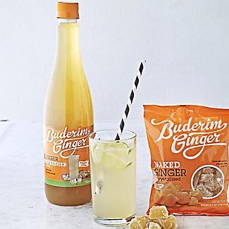 Buderim Ginger Refresher Ginger Beer Concentrate 750ml alt image 2