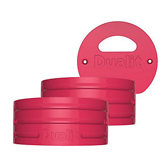Dualit Architect Kettle Side Panel Chilli Pink