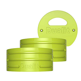 Dualit Architect Kettle Side Panel Lime Green