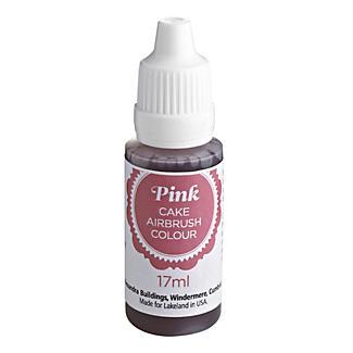 Cake Airbrush Spray Food Colour - Pink
