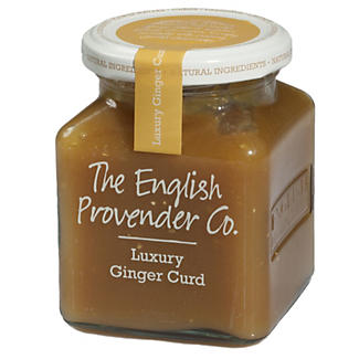 Luxury Ginger Curd