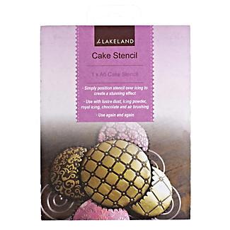 2 Lakeland Floral Cake Stencils alt image 3