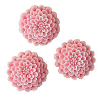 Chrysanthemum Silicone Icing Mould