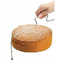 Adjustable Wire Straight Cake Slicer