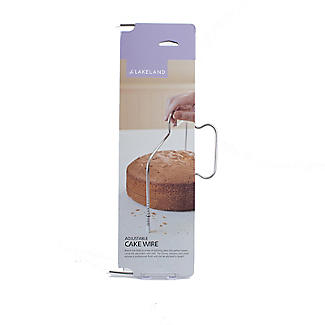 Adjustable Wire Straight Cake Slicer alt image 2