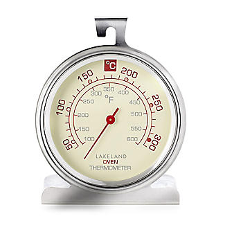 Lakeland Large Free Standing Oven Thermometer