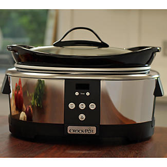 Crock-Pot Schongarer mit digitalem Countdown-Timer SCCPBPP605-51 alt image 4