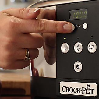Crock-Pot Schongarer mit digitalem Countdown-Timer SCCPBPP605-51 alt image 6