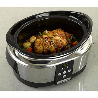 Crock-Pot Schongarer mit digitalem Countdown-Timer SCCPBPP605-51 alt image 7