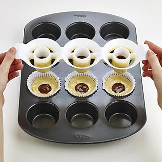 Two Tone Cupcake Pan alt image 5