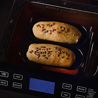 Lakeland Bread Maker Plus and Scales - 2 Loaf Sizes alt image 9