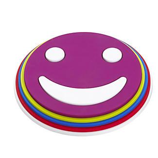 4 Smiling Face Trivets