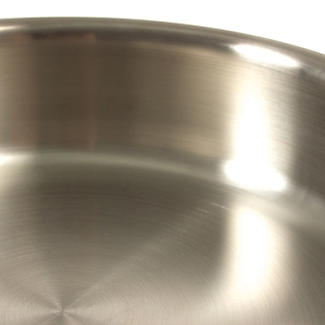 Copper Tri-Ply Saute Pan 24cm alt image 6