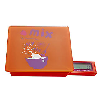 I Can Cook Flat Digital Kitchen Weighing Scale alt image 2