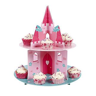 Pretty Princess 2 Tier Cake Stand