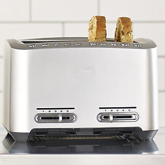 Sage The Smart Toast 4 Slice Toaster BTA845UK alt image 2