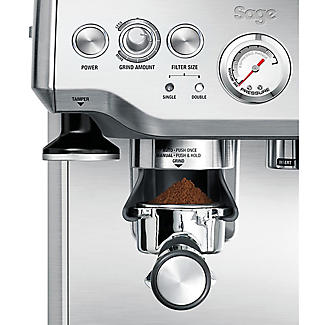 Sage The Barista Express Bean To Cup Coffee Machine BES875UK alt image 8