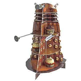 Dalek Cake Stand