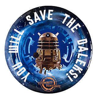 Doctor Who Party Plates alt image 2