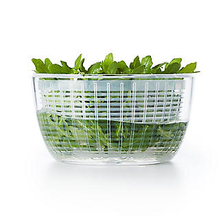 OXO Good Grips Mini Salad and Herb Spinner alt image 9