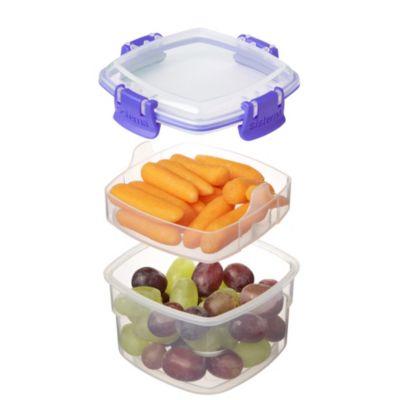 Sistema Snack To Go Food Storage Container 400ml Lakeland