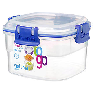 Sistema Snack To Go Food Storage Container - 400ml alt image 2