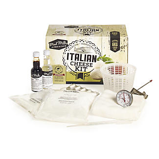 Mad Millie Homemade Italian Soft Cheese Making Kit