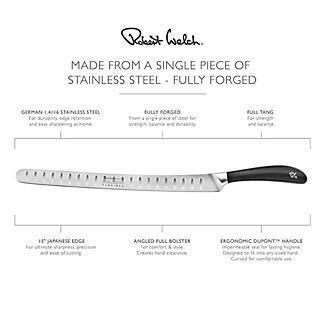 Robert Welch Signature Flexible Slicing Knife 30cm Blade alt image 4