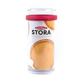 Round Airtight Rice Cracker Keeper Storage Container - 1.9L alt image 4