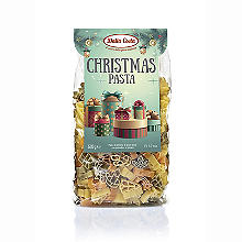 Dalla Costa Tricolour Christmas Pasta Shapes 500g