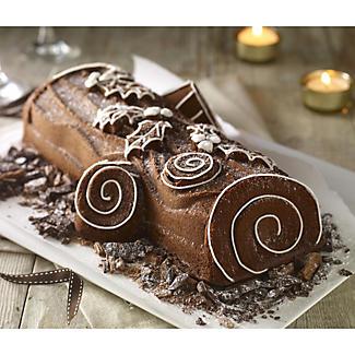 Yule Log Cake Tin Lakeland