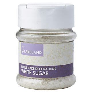 Lakeland White Sugar Sprinkles