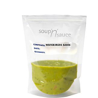 Gefrierbeutel für Suppen und Saucen 500 ml., 20 Stück